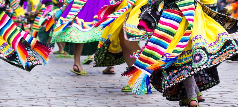 Peruaanse kleding